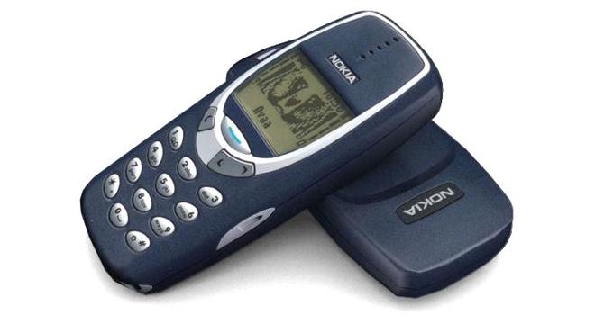 Nokia 3310 van chay S30+, thiet ke mang hoi huong Nokia 150 hinh anh