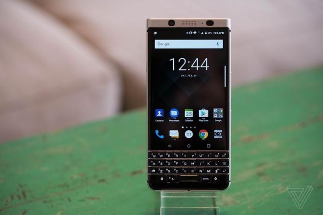 Anh BlackBerry KeyOne anh 4