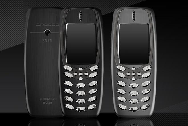 Nokia 3310 ban sieu sang gia 3.000 USD hinh anh 1