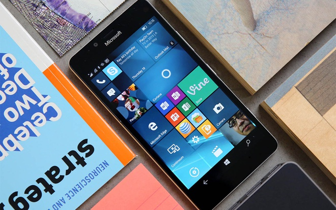 Windows Phone dang o dau? hinh anh 1