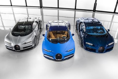 qua trinh thu nghiem Bugatti Chiron anh 2