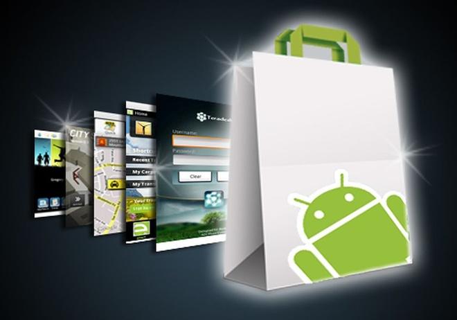 Hanh trinh tu Android Market den Google Play cua Google hinh anh 1
