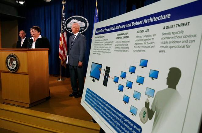 Hacker nguy hiem nhat hanh tinh bi FBI truy na hinh anh 1