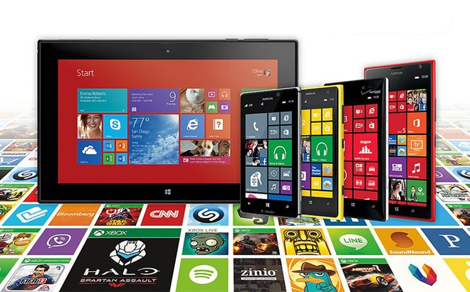 Android vuot Windows anh 1