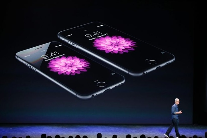 10 nam lich su iPhone anh 11