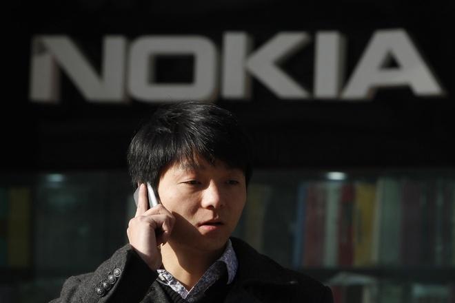Nokia tren thi truong di dong anh 1