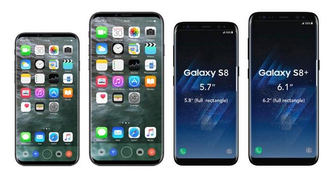 Apple se ra mat cung luc iPhone 7S va 8 anh 1