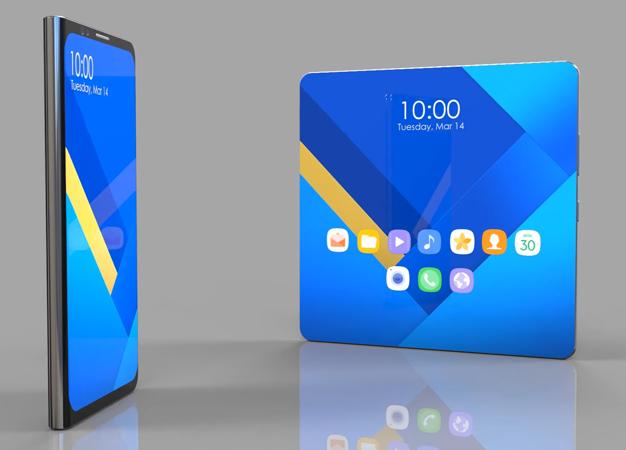 Concept Samsung Galaxy X hinh anh