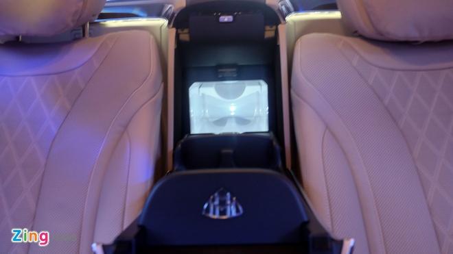 Mercedes-Maybach S400 tai Viet Nam anh 15