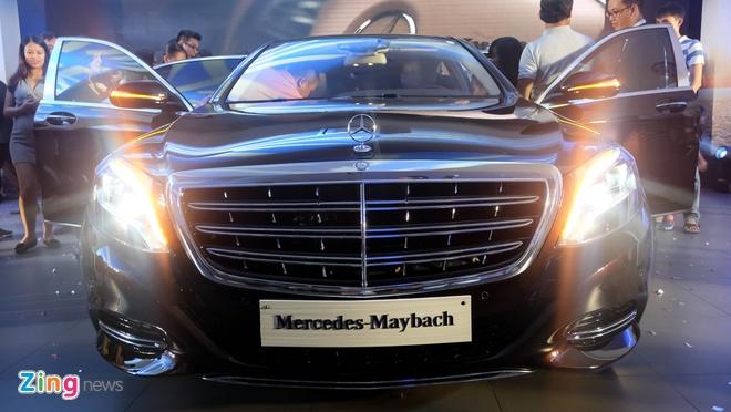 Mercedes-Maybach S400 tai Viet Nam anh 19