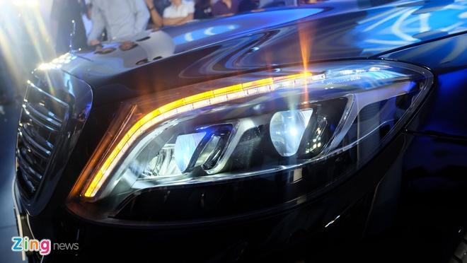 Mercedes-Maybach S400 tai Viet Nam anh 7