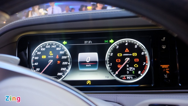 Mercedes-Maybach S400 tai Viet Nam anh 12