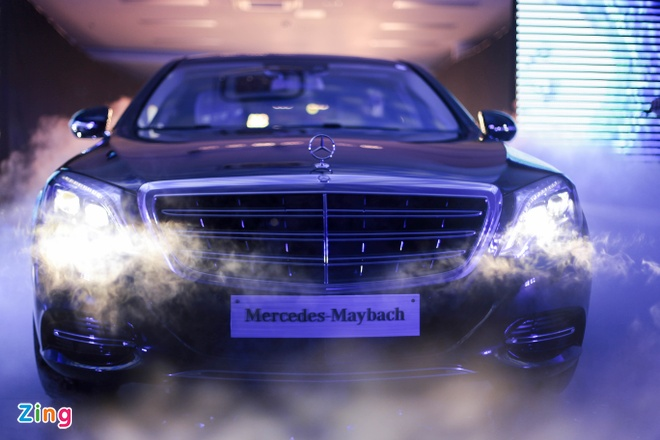 Mercedes-Maybach S400 tai Viet Nam anh 1