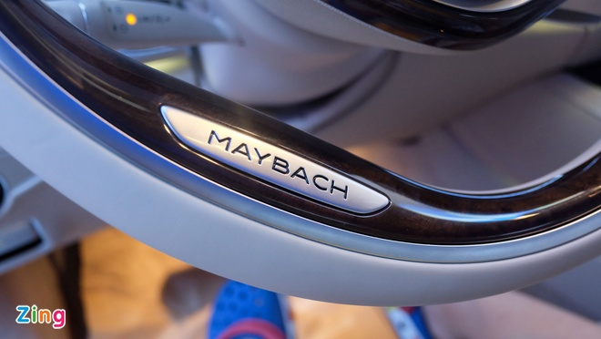 Mercedes-Maybach S400 tai Viet Nam anh 11
