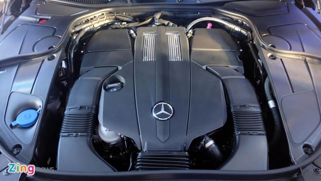 Mercedes-Maybach S400 tai Viet Nam anh 3