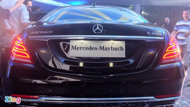 Mercedes-Maybach S400 tai Viet Nam anh 5