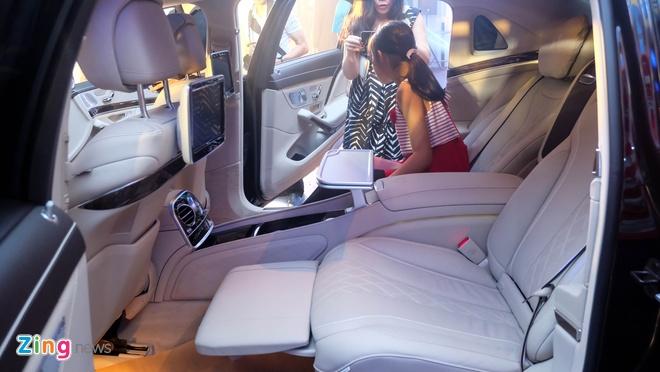 Mercedes-Maybach S400 tai Viet Nam anh 14