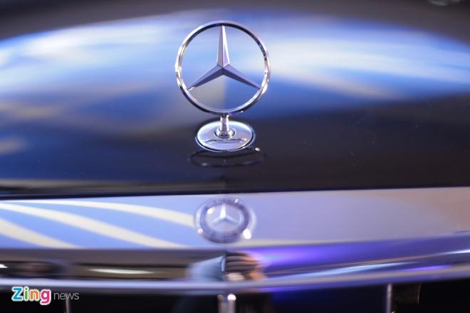 Mercedes-Maybach S400 tai Viet Nam anh 2