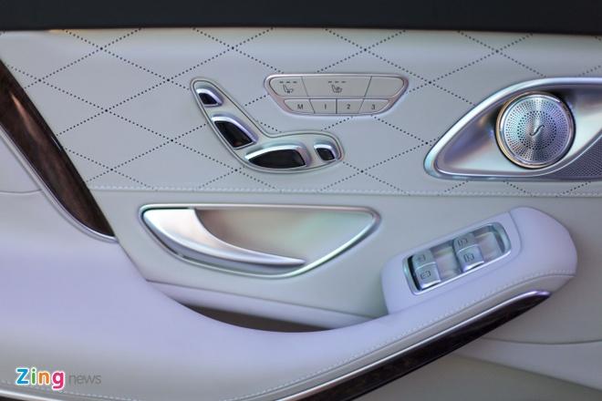 Mercedes-Maybach S400 tai Viet Nam anh 17