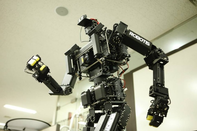 Nhung mau robot co the cuu nguoi hinh anh 4