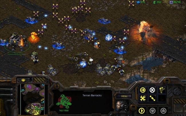 Huyen thoai StarCraft tai xuat he 2017, do hoa duoc lam moi hinh anh 2