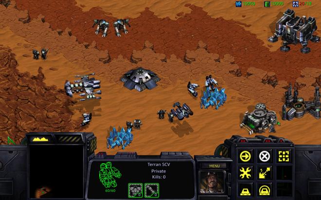 Huyen thoai StarCraft tai xuat he 2017, do hoa duoc lam moi hinh anh 3