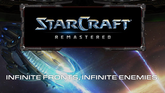 Huyen thoai StarCraft tai xuat he 2017, do hoa duoc lam moi hinh anh 1