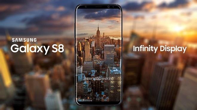10 tinh nang Galaxy S8 'vuot mat' iPhone 7 hinh anh 1