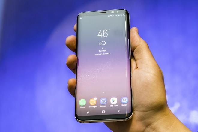 10 tinh nang Galaxy S8 'vuot mat' iPhone 7 hinh anh