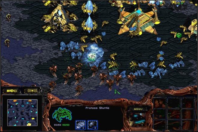 """IGN xếp StarCraft vào vị trí thứ 7 trong danh sách """"100 trò chơi hay nhất  mọi thời đại"""" ..."""
