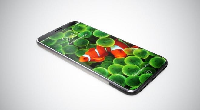 Concept iPhone 8 hoai co vien sieu mong anh 2