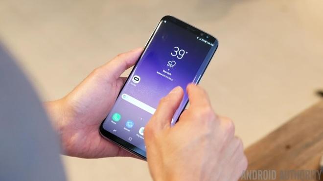 Samsung khai tu nut Home tren Galaxy S8 anh 4