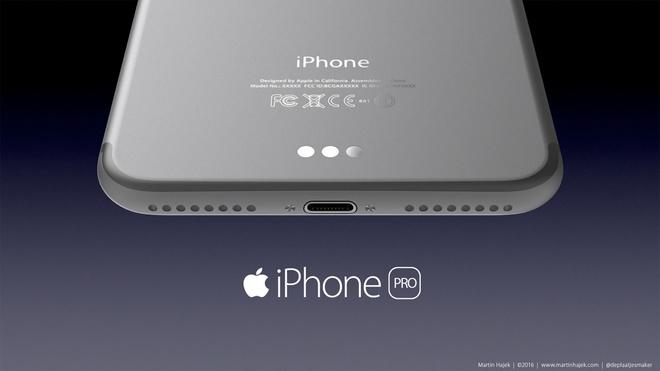iPhone 8 se co sac khong day va cong Smart Connector hinh anh 1