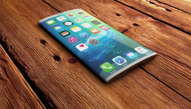 iPhone 8 se co sac khong day va cong Smart Connector hinh anh 2