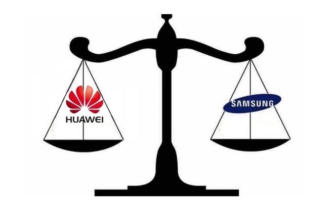 Trung Quoc doi Samsung tra Huawei 11,6 trieu USD vi vi pham sang che hinh anh 1