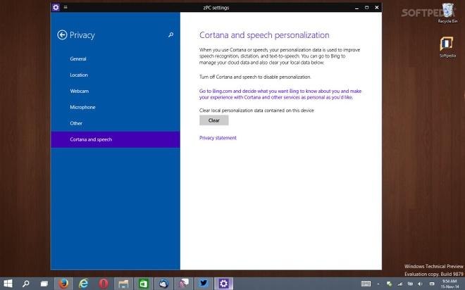 Phien ban moi nhat cua Windows 10 co the cai dat bang giong noi hinh anh 1