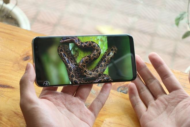 Anh Galaxy S8+ dau tien tai Viet Nam hinh anh 4