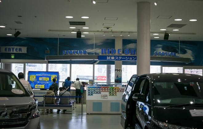 Toyota Mega Web – cong vien chu de oto noi tieng o Tokyo hinh anh 7