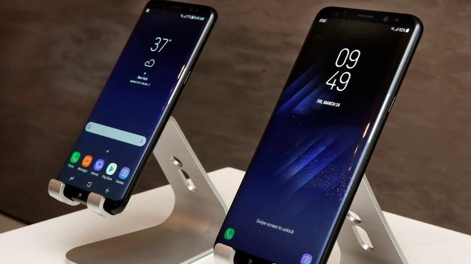 Galaxy S8 thay the iPhone anh 1