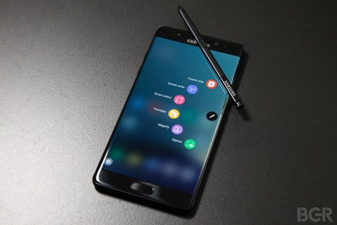 Samsung gian tiep xac nhan Galaxy Note 8 ra mat nam nay hinh anh 1