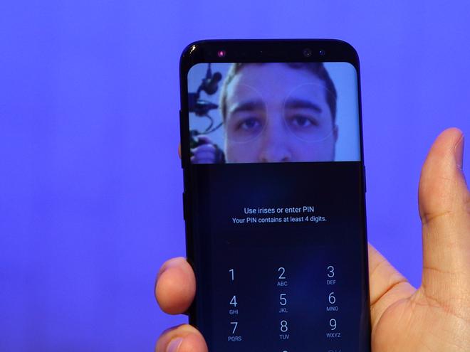 10 dieu khong co tren iPhone, chi xuat hien o Galaxy S8 hinh anh 1