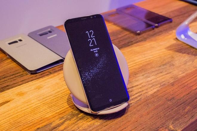 10 dieu khong co tren iPhone, chi xuat hien o Galaxy S8 hinh anh 4