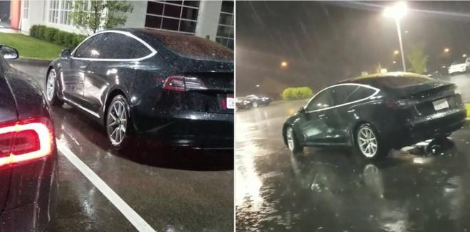 Tesla Model 3 chay thu nghiem anh 3