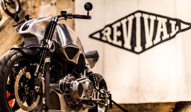Revival Cycles - xuong do moto 'chat' nhat hanh tinh hinh anh 4
