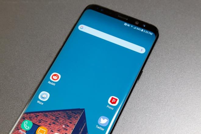 Lo phien ban noi dong coi da cua Galaxy S8 hinh anh