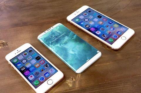 iPhone 8 se co gia 1.000 USD, ra mat thang 9 hinh anh