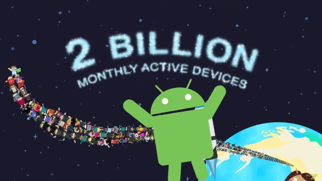 Toan canh su kien Google I/O: Android O, Assistant thong minh hon hinh anh 1