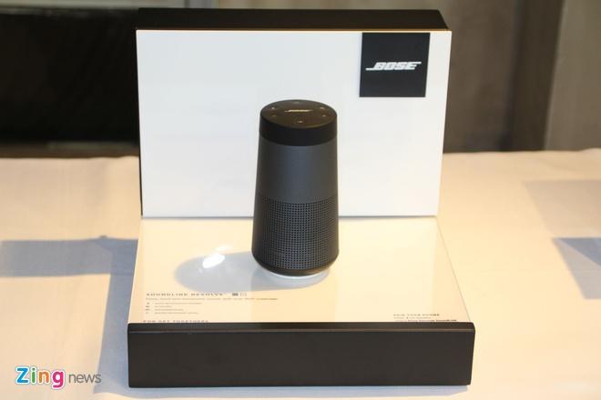 BOSE trinh lang cap loa Bluetooth 360 do gia tu 5,5 trieu hinh anh 3