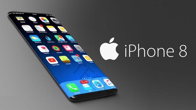 Ban mau iPhone 8 lan dau lo anh ngoai doi thuc hinh anh