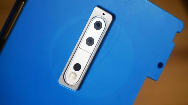 Lo dien ban mau Nokia 9 voi camera kep 13 MP hinh anh 1